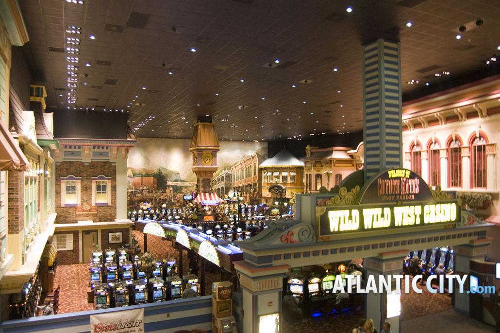 Ballys casino park place resort maribor casino