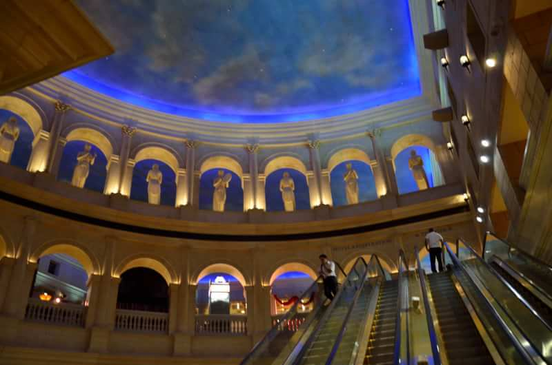 Casino at Caesars Atlantic City