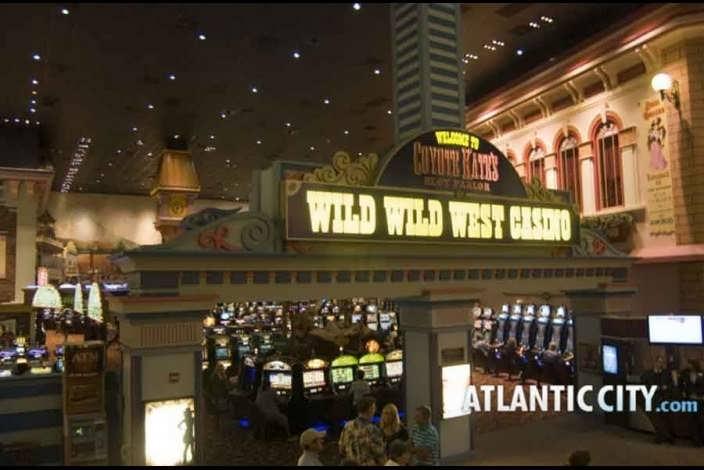 wild west casino ac
